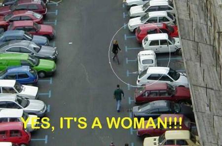 na donna ar volante
