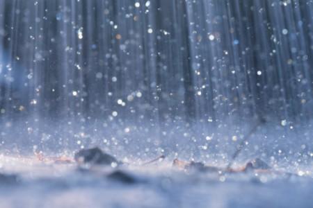 pioggia fissa