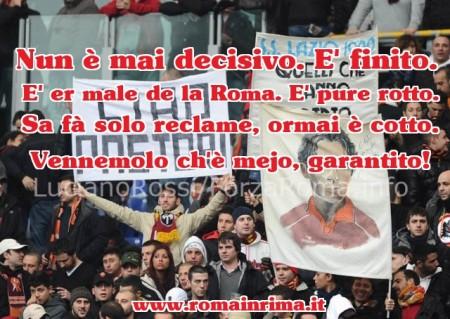 roma-lazio 2-0 - I