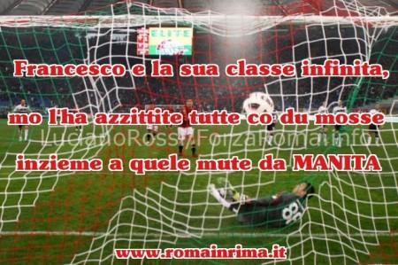 roma - lazio 2-0 - IV