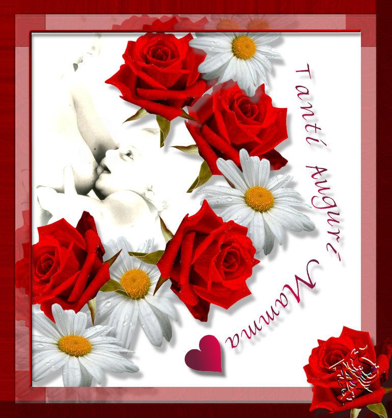 Favorito Buon compleanno, Mamma « Roma in rima HI33