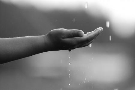 la prima pioggia