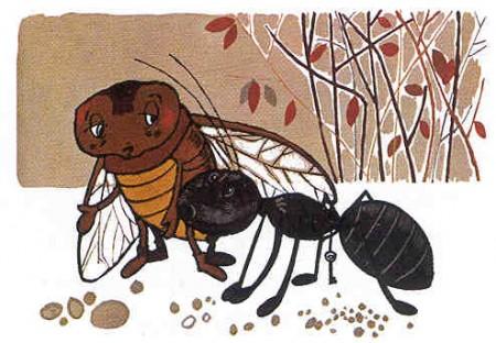 cicala e formica ... oggi