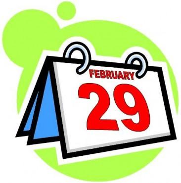 er 29 febbraio