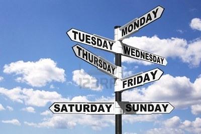 la settimana ideale
